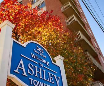 Community Signage, Ashley Towers