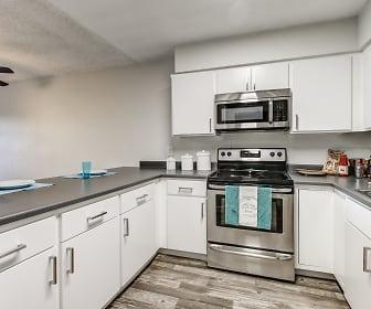 Kitchen, Arcadia Lofts