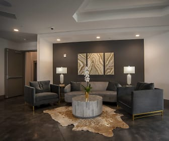 view of living room, Avenue Madison Lofts