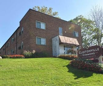 Building, Clintonville Commons