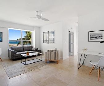 Living Room, The Ambassador of Palm Beach