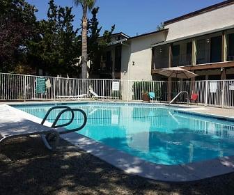 Pool, Moorpark Garden Apartments