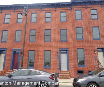 1008 McDonogh St., Biddle Street, Baltimore, MD