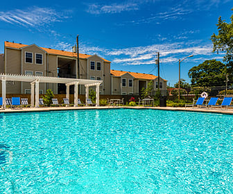 Pool, Colony Point Apartments