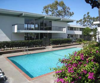 Torrance Venture Apartments, West High School, Torrance, CA