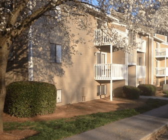 Brannon Park Apartments, Eastern Middle School, Gibsonville, NC