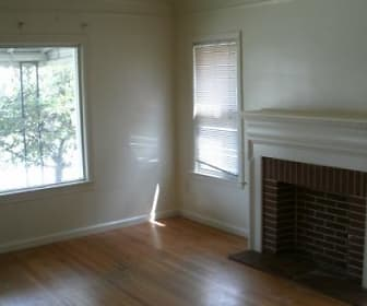 Living Room, 6143 Mead Street