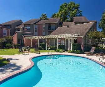 Pool, Brandon Oaks Apartments