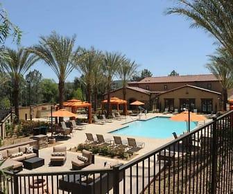 Cresta Bella, Abraxas Continuation High School, Poway, CA