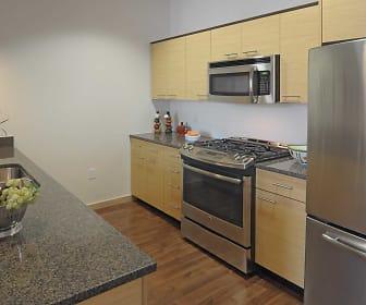 Kitchen, 306 West Apartments