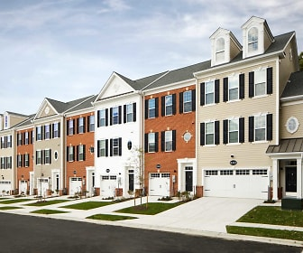 Creekstone Village Apartments, Glen Burnie High School, Glen Burnie, MD
