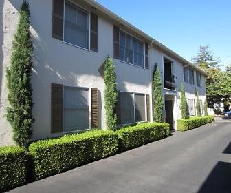 Palazzo Gardens Apartments, Barron Park, Palo Alto, CA