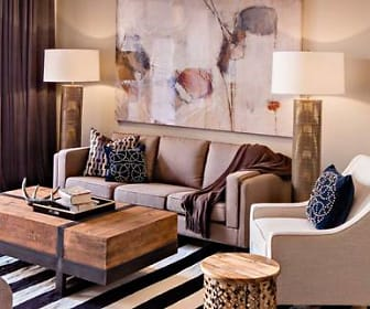 Living Room, Avalon Wharton