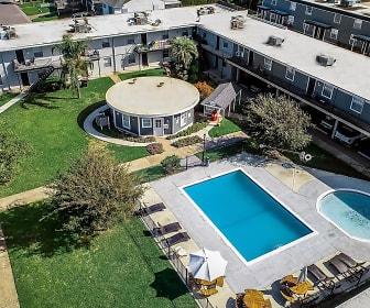 Gulfwind Apartments, Bayou Shore, Galveston, TX