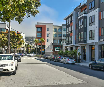 Brighton Luxury Apartments, Westwood Park, San Francisco, CA