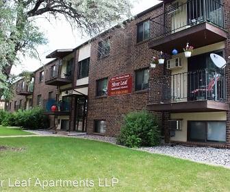 Silver Leaf Apartments, Carl Ben Eielson Middle School, Fargo, ND
