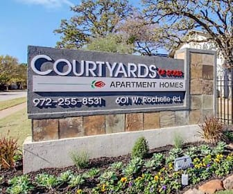 Courtyards of Roses, Irving, TX