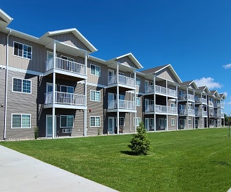 Rivers Bend Apartment Homes, Franklin Middle School, Thief River Falls, MN