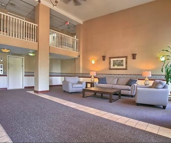 Clubhouse, Evalee Apartments