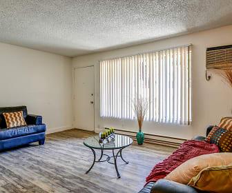 Living Room, Almaden Terrace