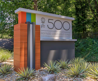 Community Signage, The 500
