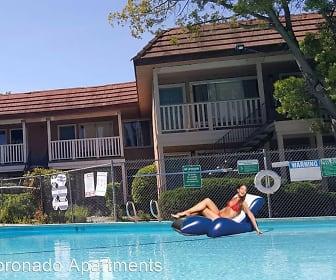 Pool, Del Coronado Apartments