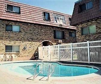Pool, Victoria Canyon