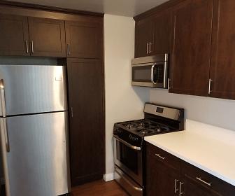 Kitchen, Ladera Townhouse Apartments
