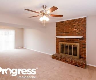 Living Room, 7315 Hollorn Ln