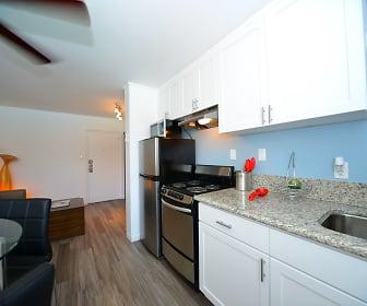 Kitchen, Meridian Pointe