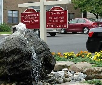 Community Signage, Millbridge Gardens