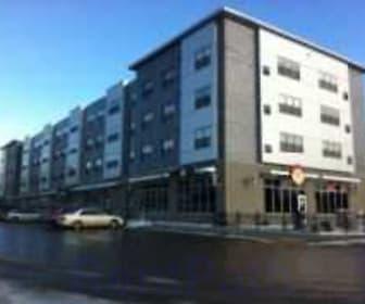 Building, Beaver Ridge Apartments