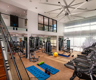 Fitness Weight Room, The Clarendon