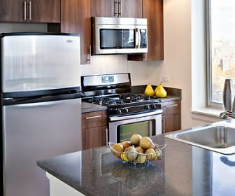 Kitchen, Avalon Fort Greene