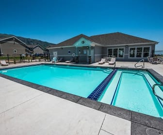 Pool, Greyhawk Townhomes
