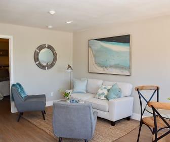 Living Room, Access at Rohnert Park