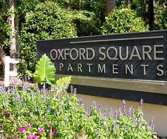 Community Signage, Oxford Square