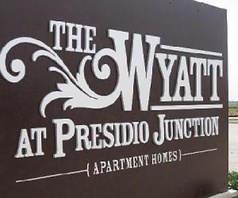 Community Signage, The Wyatt at Presidio Junction