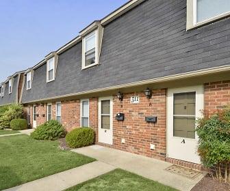 Oak Hill Townhomes, Newtown, Salisbury, MD