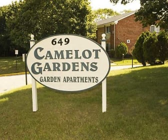 Camelot Gardens, St Mary'S Prep, Denville, NJ