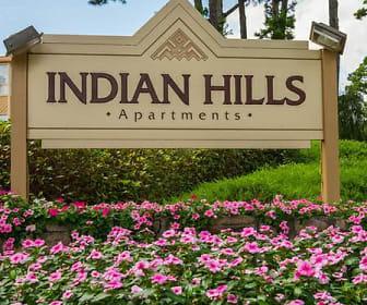 Community Signage, Indian Hills