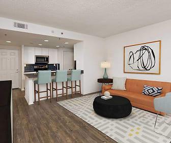 Living Room, AVA Ballston Square