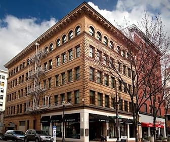 Eaton Building, Downtown, Portland, OR