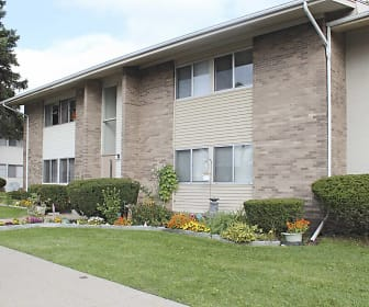 Camelot Apartments, Douglas J Aveda Institute  Ann Arbor, MI