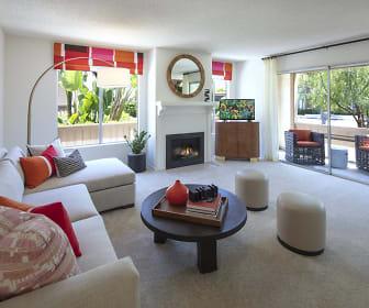 Living Room, Rancho San Joaquin