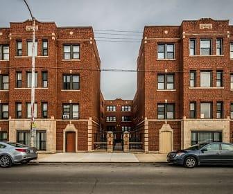 Building, 5328 W Harrison Street