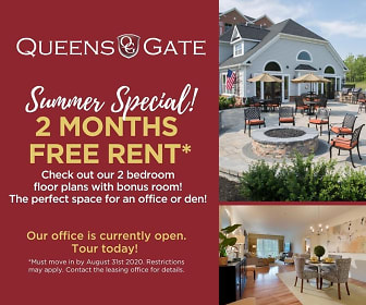 Queens Gate Luxury Apartments, Bound Brook, NJ