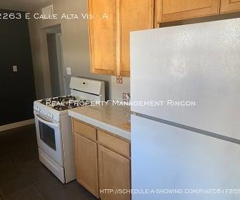 2263 E Calle Alta Vis - A, Doolen Middle School, Tucson, AZ