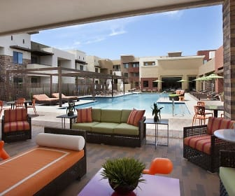Pool, Vive Apartments