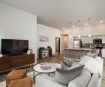 Clinton West Luxury Apartments, Gordon Square Arts District, Cleveland, OH